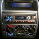 Kenwood-Radio